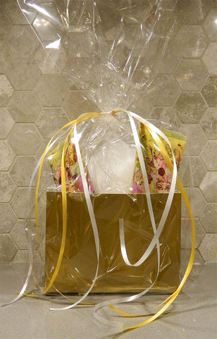 Gift Set - Lemon Freckle Lotion & Shower Gel