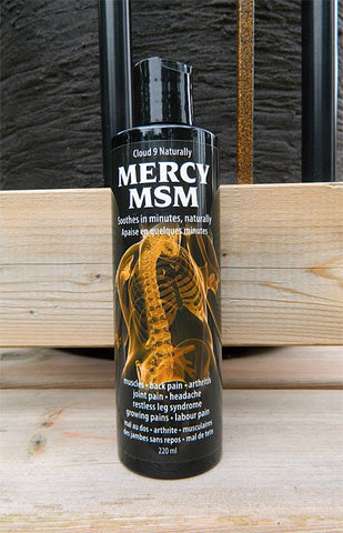 Mercy MSM Lotion - 220 ml