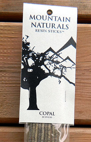 Mountain Naturals Copal Resin Incense