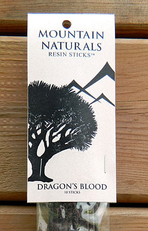 Mountain Naturals Dragon's Blood Resin Incense