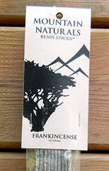 Mountain Naturals Frankincense Resin Incense