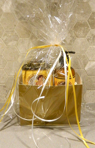 Gift Set - Mustard Bath Soak & Lotion