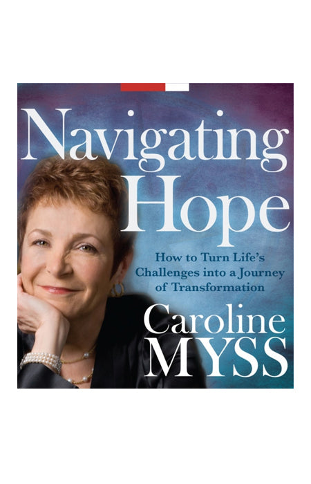 Audio Book - Caroline Myss: Navigating Hope