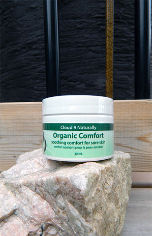 Organic Comfort Ointment
