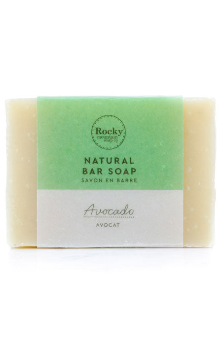 Rocky Mountain Soap Avocado