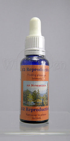 12 Renewal Essence (Reproductive)