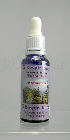 Tree Essence - 5 Respiratory (Respiration)