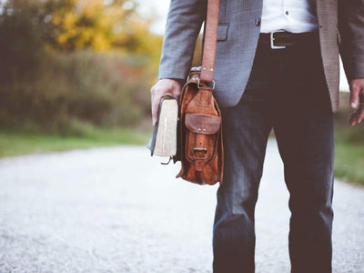 Behind Every Man There's a Great Purse