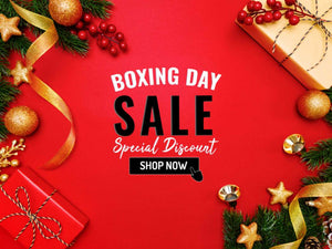 Happy Boxing Day SALE! Shoppers! Get Out Those Gloves!