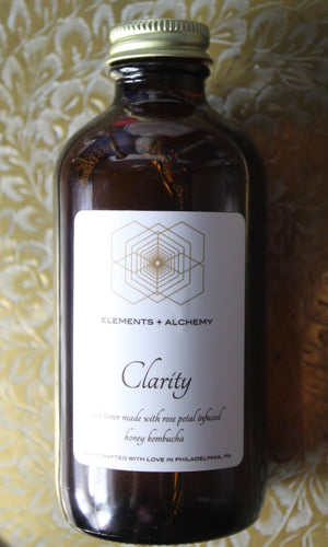 Clarity Pro-biotic Facial Toner