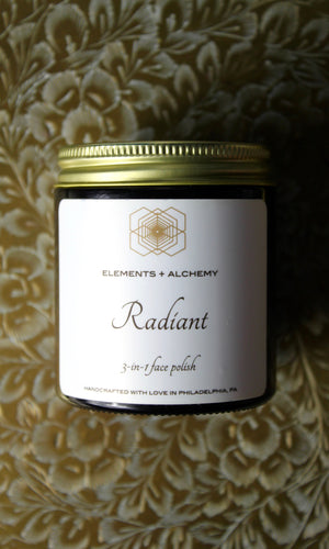 Radiant 3-in-1 Facial Polish