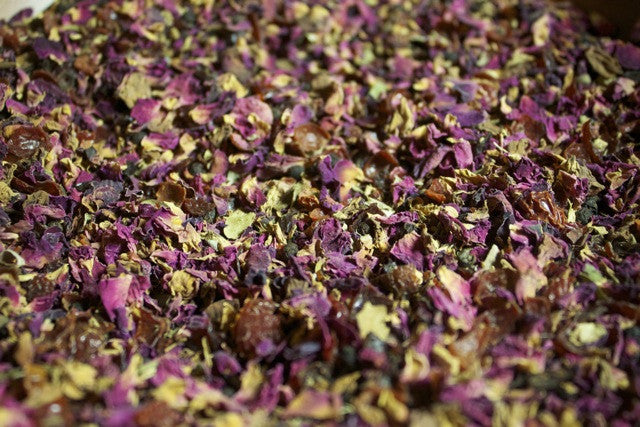 Love Sexy Herbal Tea-Lixir with Rose Petals