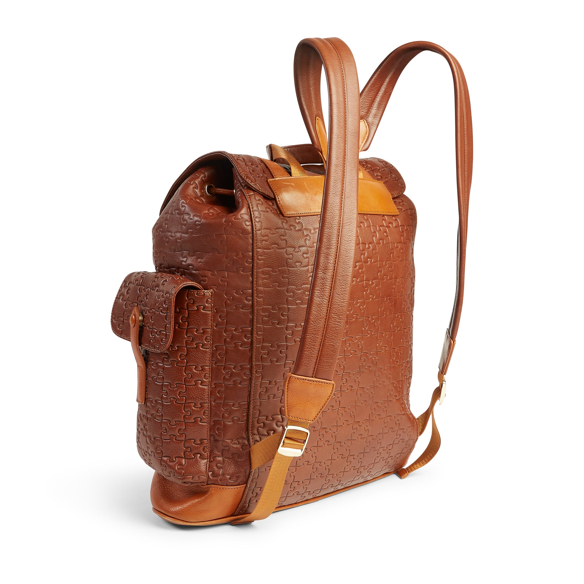 NKARI COLLECTION TOBI JIGSAW BACKPACK