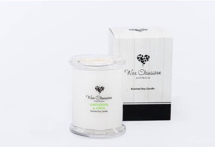 Lemongrass & Citrus Candle