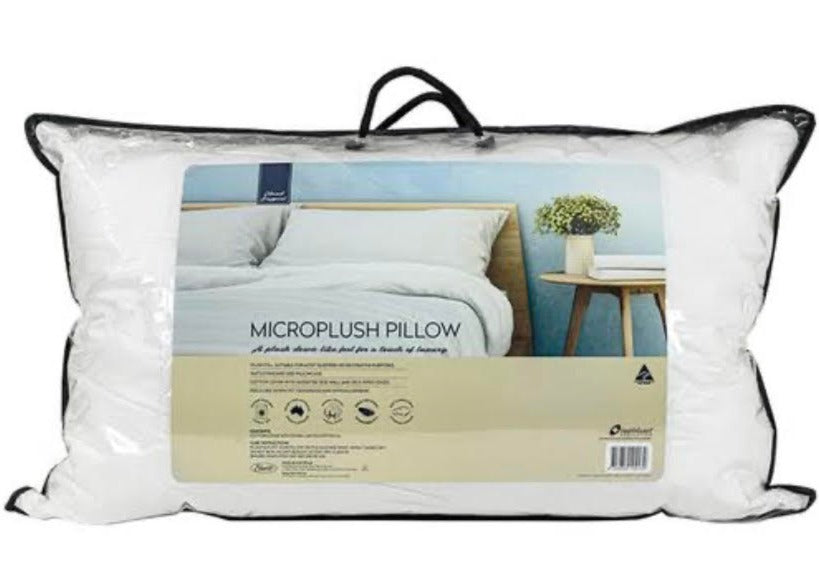 Microplush Standard Pillow (Easyrest)