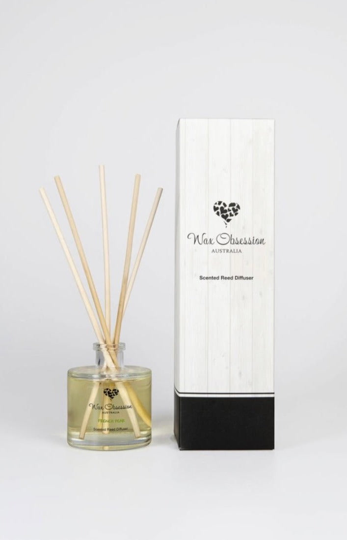 French Pear Reed Diffuser (Wax Obsession)