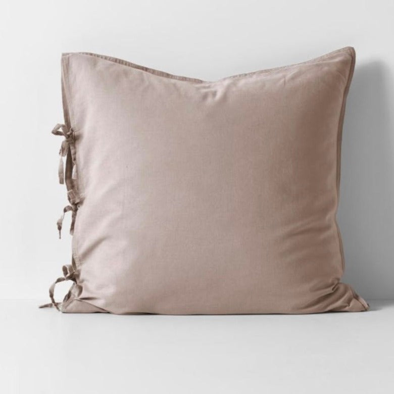 Maison Vintage Nude European Pillowcase