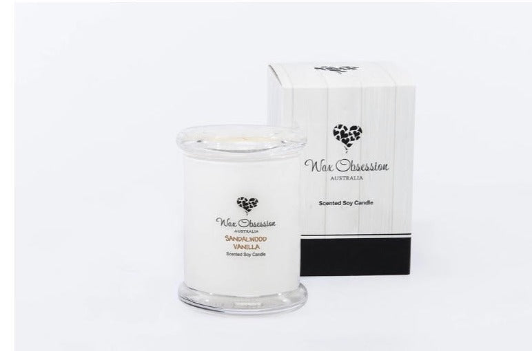 Sandalwood Vanilla Candle