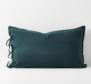 Maison Vintage Indian Teal Standard Pillowcase