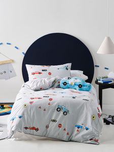 Back Street Bandits Kids Quilt Cover Set