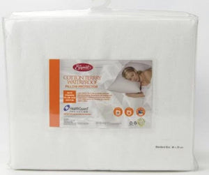 Cotton Terry Waterproof Pillow Protector