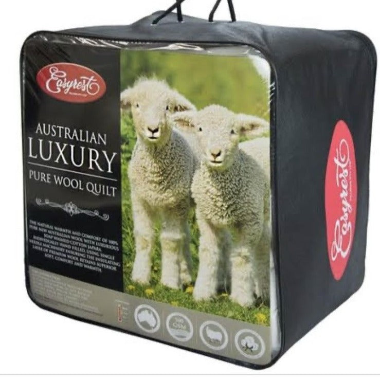 Luxury Pure Wool Quilt