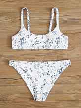 Load image into Gallery viewer, Floral Print Bikini Set