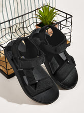 Load image into Gallery viewer, Minimalist Ankle Strap Velcro Strap Sandals