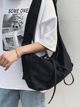 Load image into Gallery viewer, Minimalist Large Capacity Hobo Bag