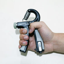 Load image into Gallery viewer, Adjustable Hand Strength Exercise Grippe-Real strong men need training!