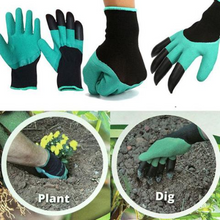 Load image into Gallery viewer, Genie Gardening Gloves-Make gardening easier for you
