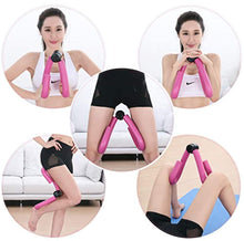 Load image into Gallery viewer, Multifunctional Thigh Master Muscle Fitness Equipment Thigh Trimmer Leg Exercise Home Gym Yoga Sport Slimming Training