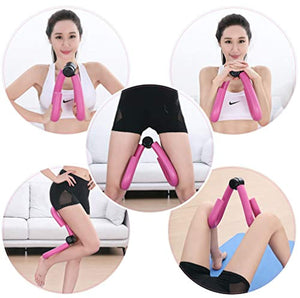 Multifunctional Thigh Master Muscle Fitness Equipment Thigh Trimmer Leg Exercise Home Gym Yoga Sport Slimming Training