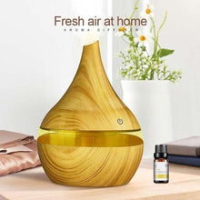 Load image into Gallery viewer, Wood Grain Humidifier-refresh your home