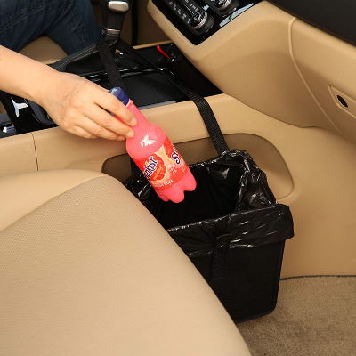 Foldable Car Garbage Bin-make your car clean and neat