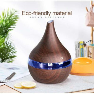 Wood Grain Humidifier-refresh your home