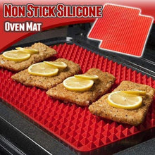 Load image into Gallery viewer, Non-Stick Silicone Oven Mat-No more suffer from cleaning oven tray