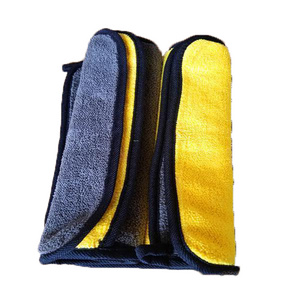 GLORYCLT 2020 Ultra Thick Car Cleaning Towel