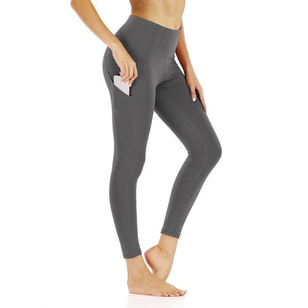 TKHP Yoga Pants Fitness Sport Leggings