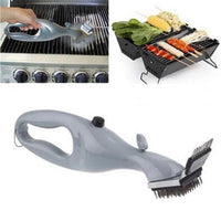 TKHP Stainless Steel Cleaning BBQ Grill Brush Barbecue Grill Cleaner