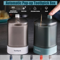 TKHP Automatic Pop-up Toothpick Box Holder