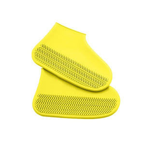 Open image in slideshow, TKHP Waterproof Shoe Cover Silicone Material Shoes Protector
