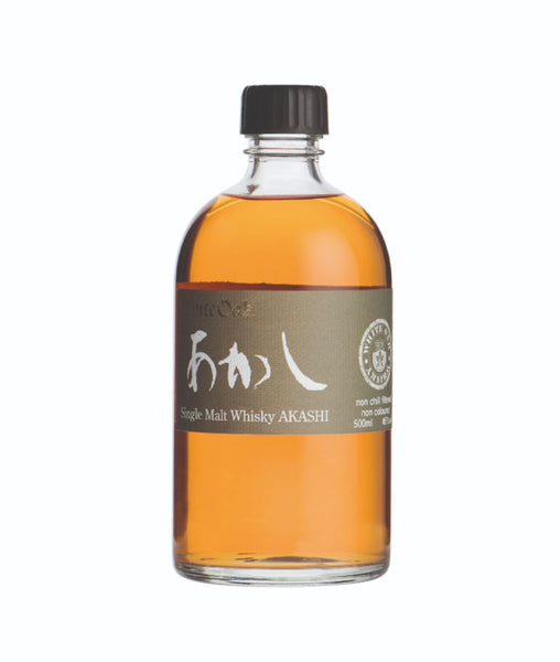 Akashi White Oak Single Malt - 46% - 500ml
