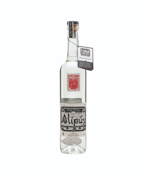 Buy Alipus San Juan del Rio Mezcal - 47.9% - 750ml Online at Wholly Spirits Malaysia