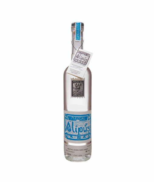 Buy Alipus San Luis del Rio Mezcal - 47.8% - 750ml Online at Wholly Spirits Malaysia