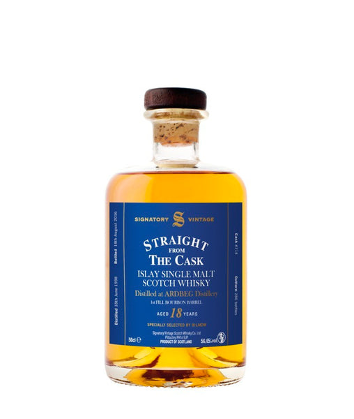 Ardbeg 18 Year Old 1998/2016 SFTC by Signatory Vintage - 500ml - 55.9%