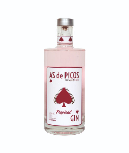 As De Picos Tropical Gin - 44% - 700ml