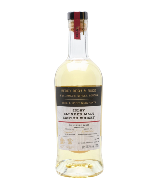 Buy Berry Bros. & Rudd Islay Blended Malt - 44.2% - 700ml Online at Wholly Spirits Malaysia
