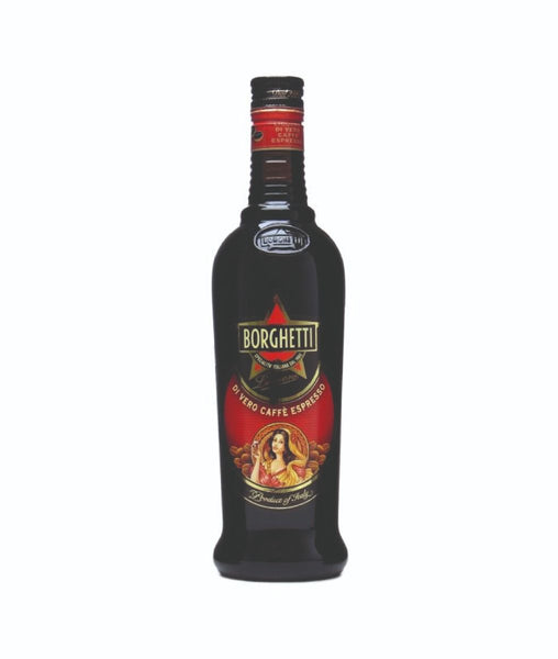 Buy Borghetti Coffee Liqueur - 25% - 700ml Online at Wholly Spirits Malaysia