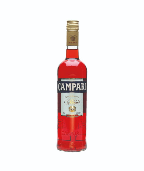 Buy Campari Bitters - 25% - 750ml Online at Wholly Spirits Malaysia